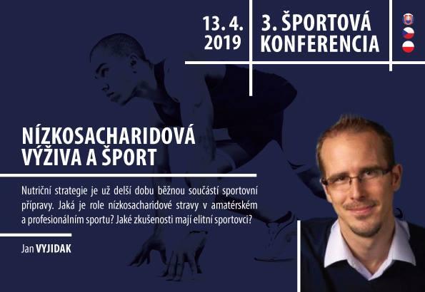 Vyjídák (2019) Nízkosacharidová výživa ve sportu – Banská Bystrica