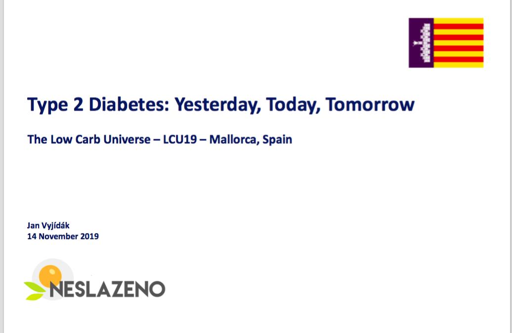 Vyjídák (2019) Type 2 Diabetes – Yesterday, Today, Tomorrow