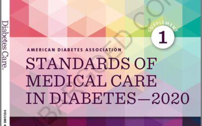 ADA (2019) Standardy lékařské péče udiabetu pro rok 2020