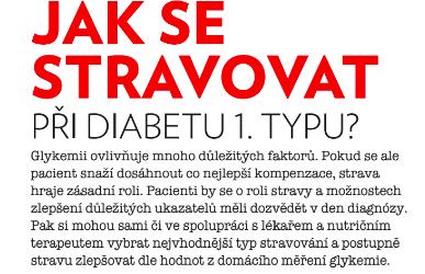 Vyjídák (2021) Jak se stravovat přidiabetu 1.typu – DIAstyl 1/2021