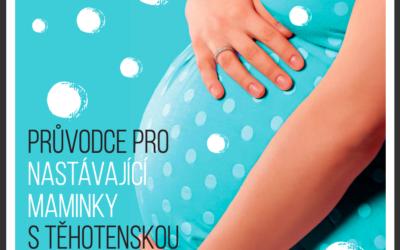 Krejčí (2019) Těhotenská cukrovka – informační letáčky pro ženy (Lilly, Sanofi, Merck)